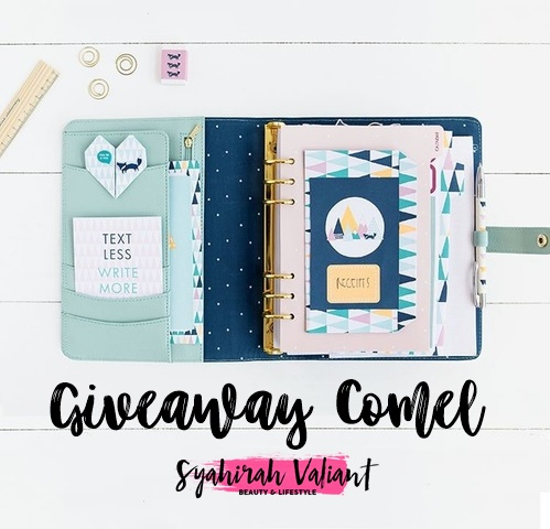 giveaway, contest, planner, planner addict
