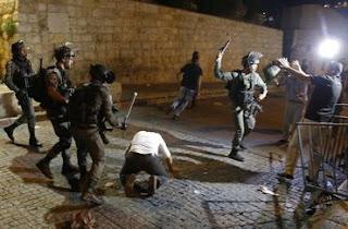 Confronto entre Judeus e Muçulmanos