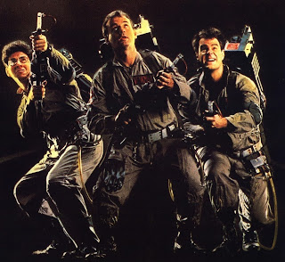 ghostbuster paranormal team,dr peter venkman,billmurray