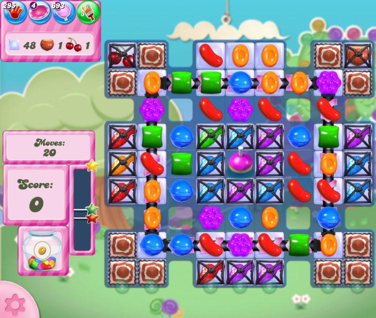 Candy Crush Saga level 2811