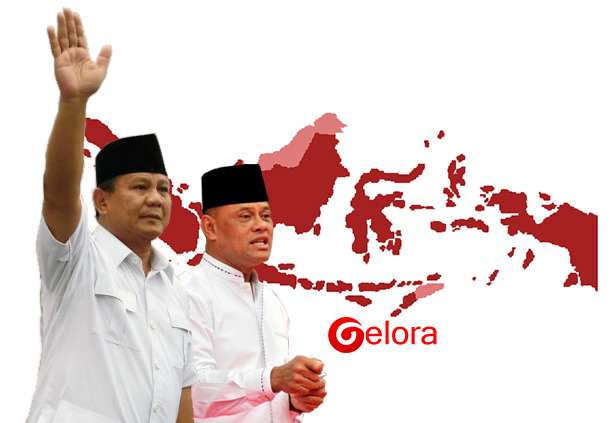 PBB: Kecil Kemungkinan Pasangan Prabowo-Gatot di Pilpres