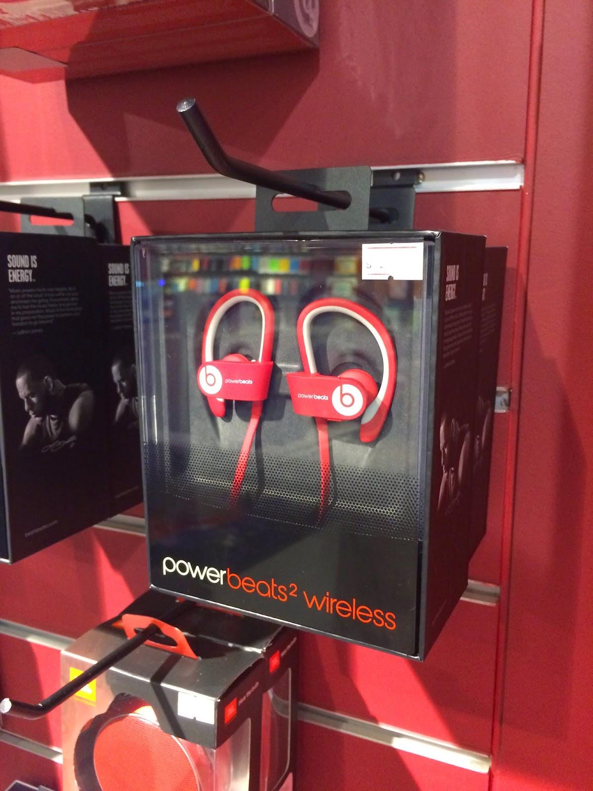power beats wireless headphones