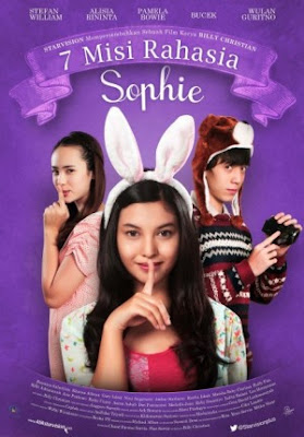 Download film 7 Misi Rahasia Sophie (2014) WEBDL