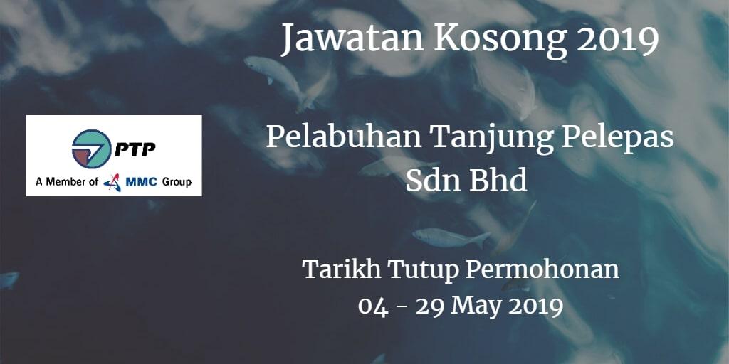 Jawatan Kosong PTP 04 - 29 May 2019