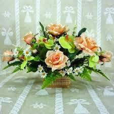 Dekorasi Kartini Bunga Hiasan Meja Makan Contoh Gambar 2