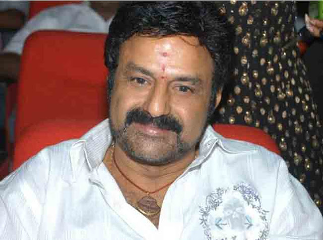 Balakrishna Watch Bramaramba theatre in Hyderabad