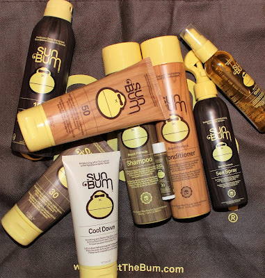 Sun Bum Sun Care & Beach Formula Hair Care