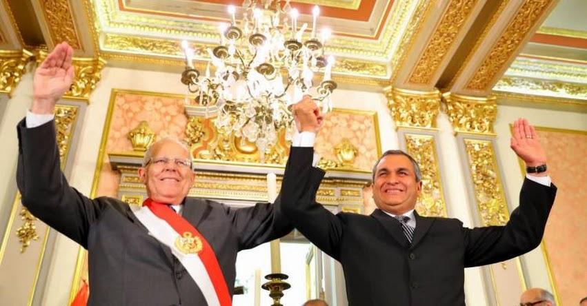 Hacen oficial designación como ministro del Interior a Vicente Romero (R. S. N° 245-2017-PCM)