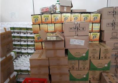 Agen Resmi Pupuk NASA - Vitamin Ternak NASA Wetar, Maluku Barat Daya