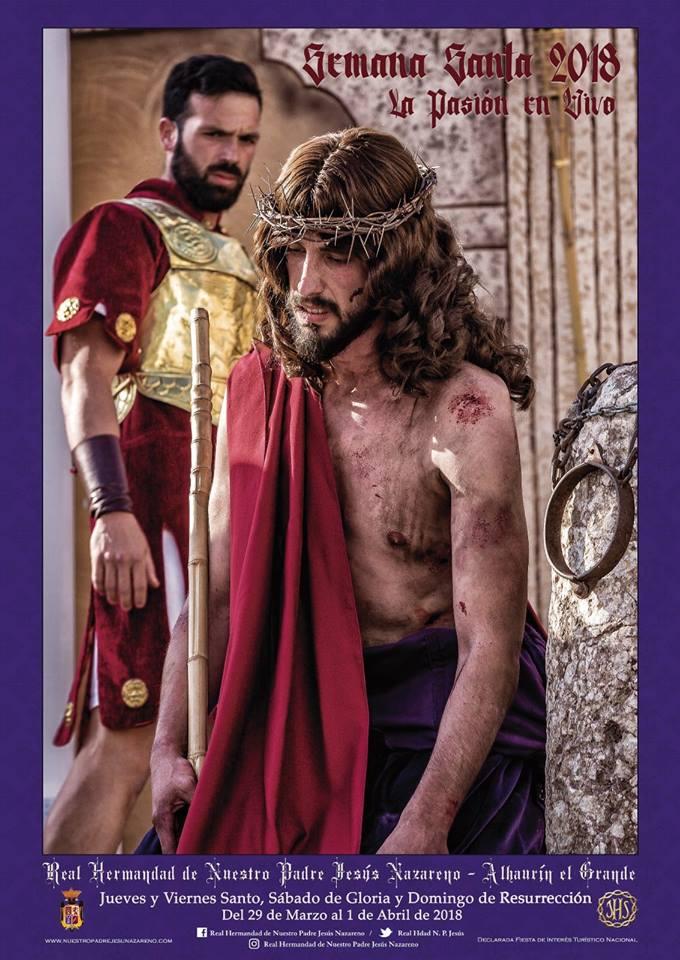 Semana santa viviente el paso 2018 andaluc a for Azulejeria antigua cordoba