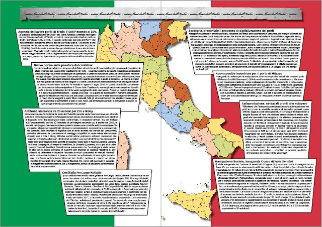 APRILE 2018 PAG. 4 - Brevi dall'Italia
