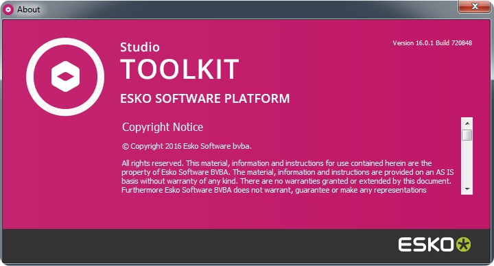 Esko Studio Free Download