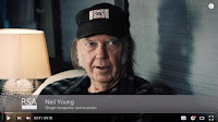 Neil Young - RSA Interview