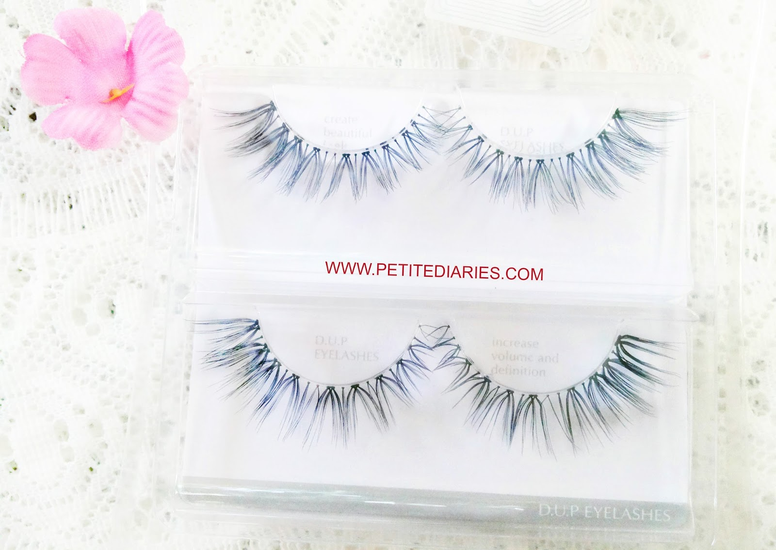 love cherie eyelashes review