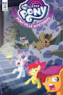 My Little Pony Ponyville Mysteries #3 Comic Cover B Variant