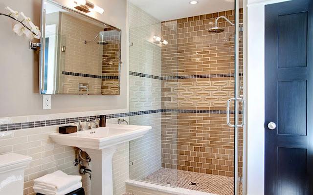 Phòng tắm kính - Mẫu số 4