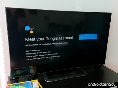 Google Assistan Android TV