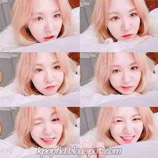 Foto Selca Wendy Red Velvet Imut or Cute