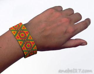 купить браслет из бисера ручной работы интернет магазин украшений из бисера