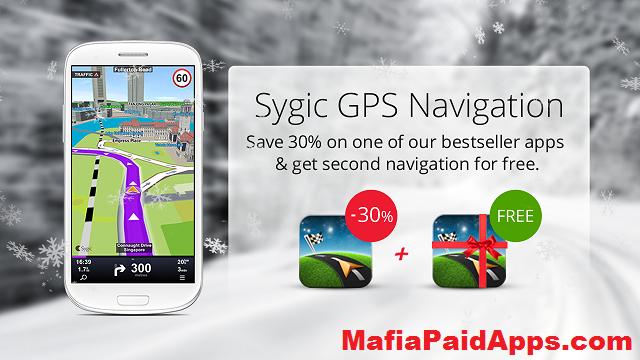 Sygic GPS Navigation v14 6 2 Cracked   MafiaPaidApps com