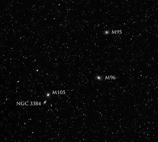 Image of Galaxy Quad in Leo