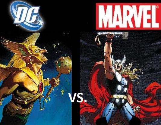 Thor was in DC   Unknown facts about MARVEL'S THOR
