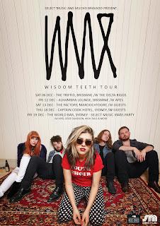 Waxx Debut Tour