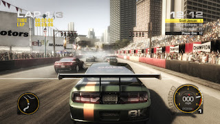 RACE DRIVER GRID pc game wallpapers|images|screenshots