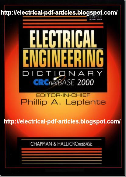 electrical system corresponding articles