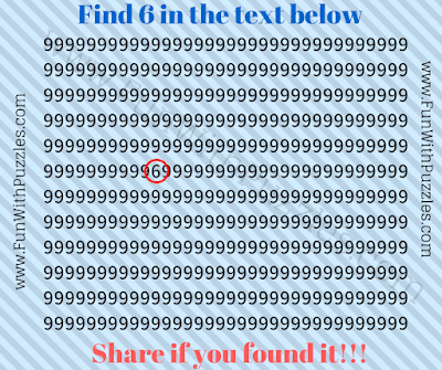 Answer of Picture Brain Teaser for Kids