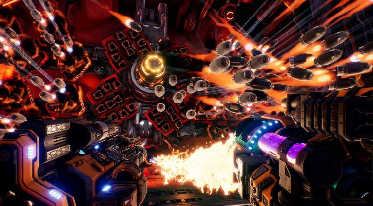 Mothergunship PC Full Español