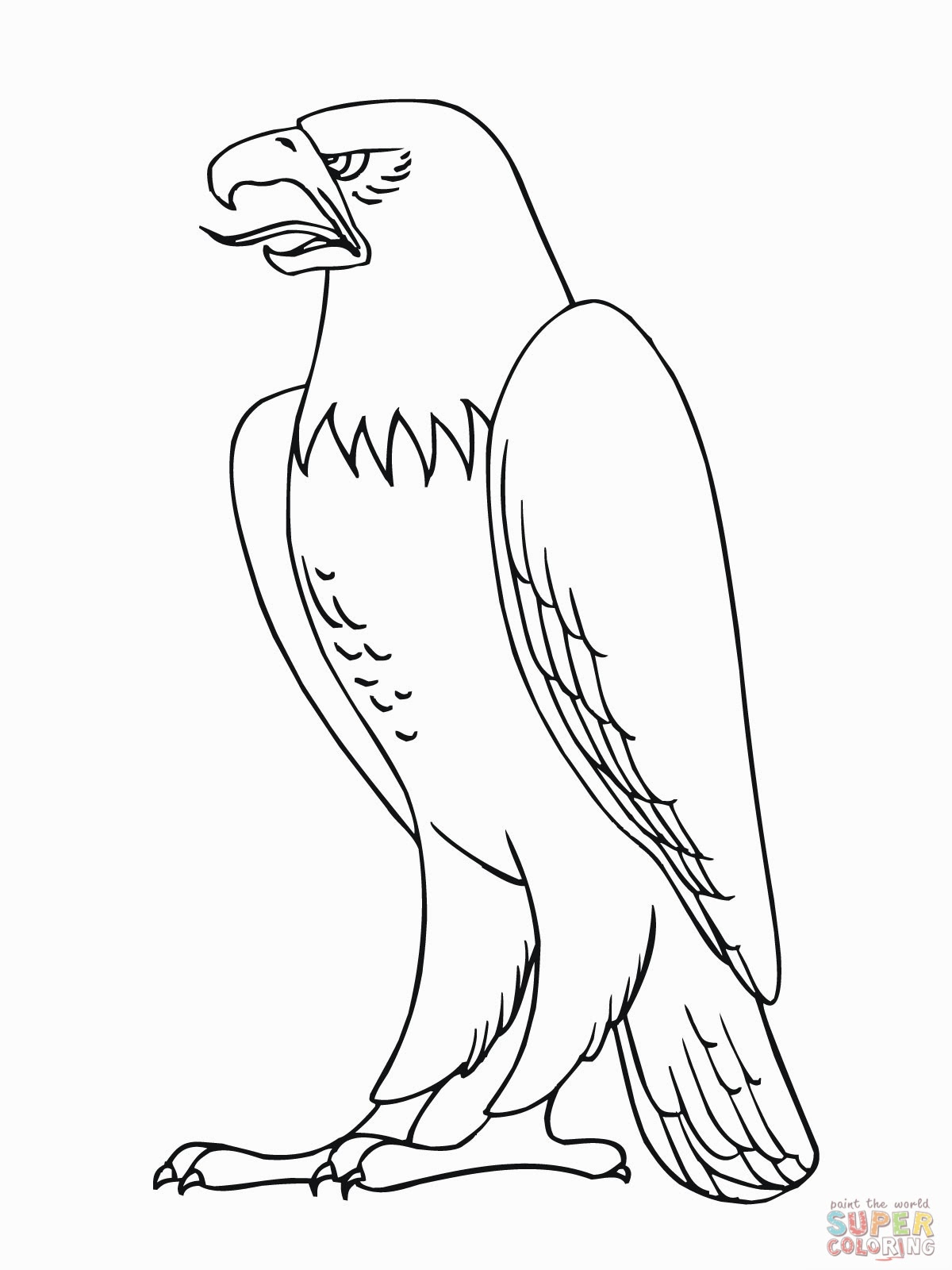 Rules of the Jungle: Printable Pictures of Bald Eagle