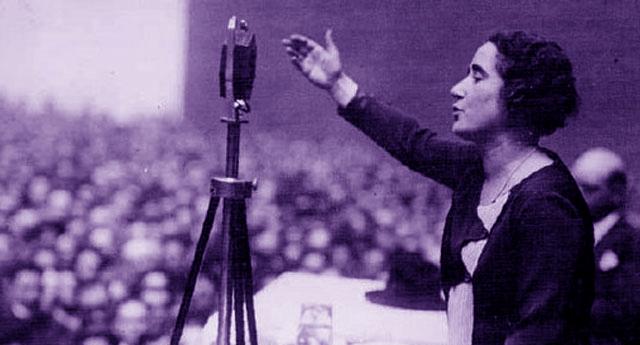 129º Aniversario del nacimiento de Clara Campoamor