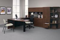Adaptabilities Single User Executive Desk