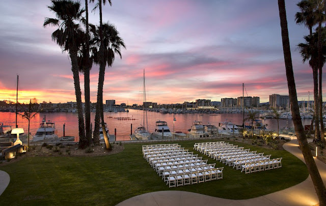 Outdoor Wedding Venues In Southern California Marina Del Rey Hotels