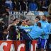 Ex-Manchester United star Patrice Evra kung-fu kicks fan in scenes reminiscent of Eric Cantona