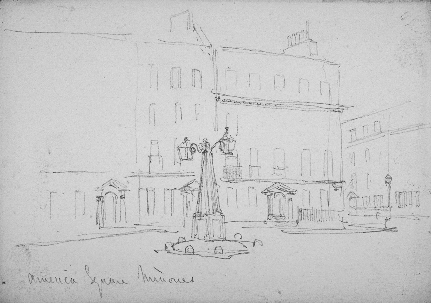 Dance's Square, Crescent and Circus