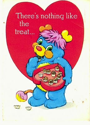 The 80s Toy Ark Happy Valentines Day