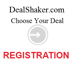 DealShaker Registration