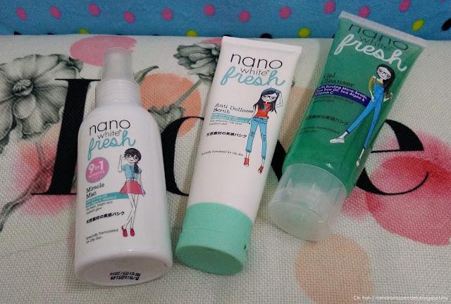 nano white fresh