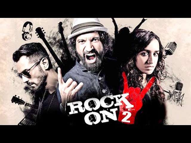 Rock on 2 teaser is rocking