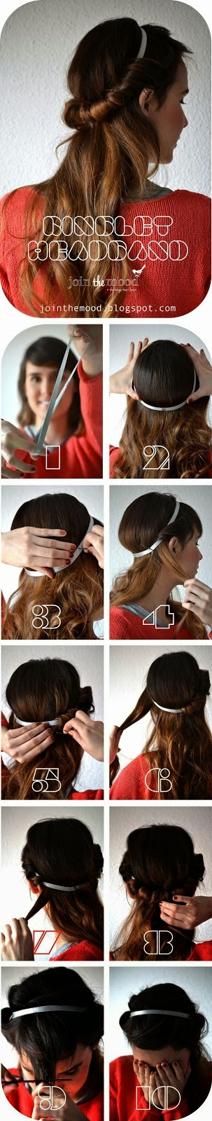 5 Cute Hairstyles for Girls}