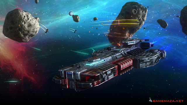 Rebel Galaxy Gameplay Screenshot 3