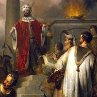 Jeroboam's Sacrifice