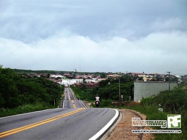Rafael Fernandes registra mais chuva nas últimas 24hs