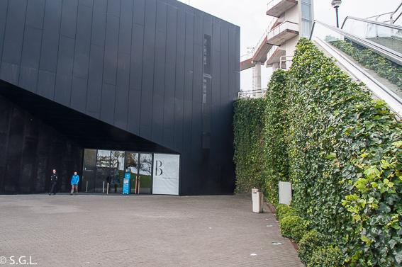 Entrada al Museo Balenciaga en Getaria