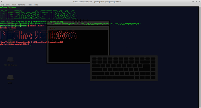 Mengubah Warna Prompt Shell Lewat Terminal/Console di GNU/Linux