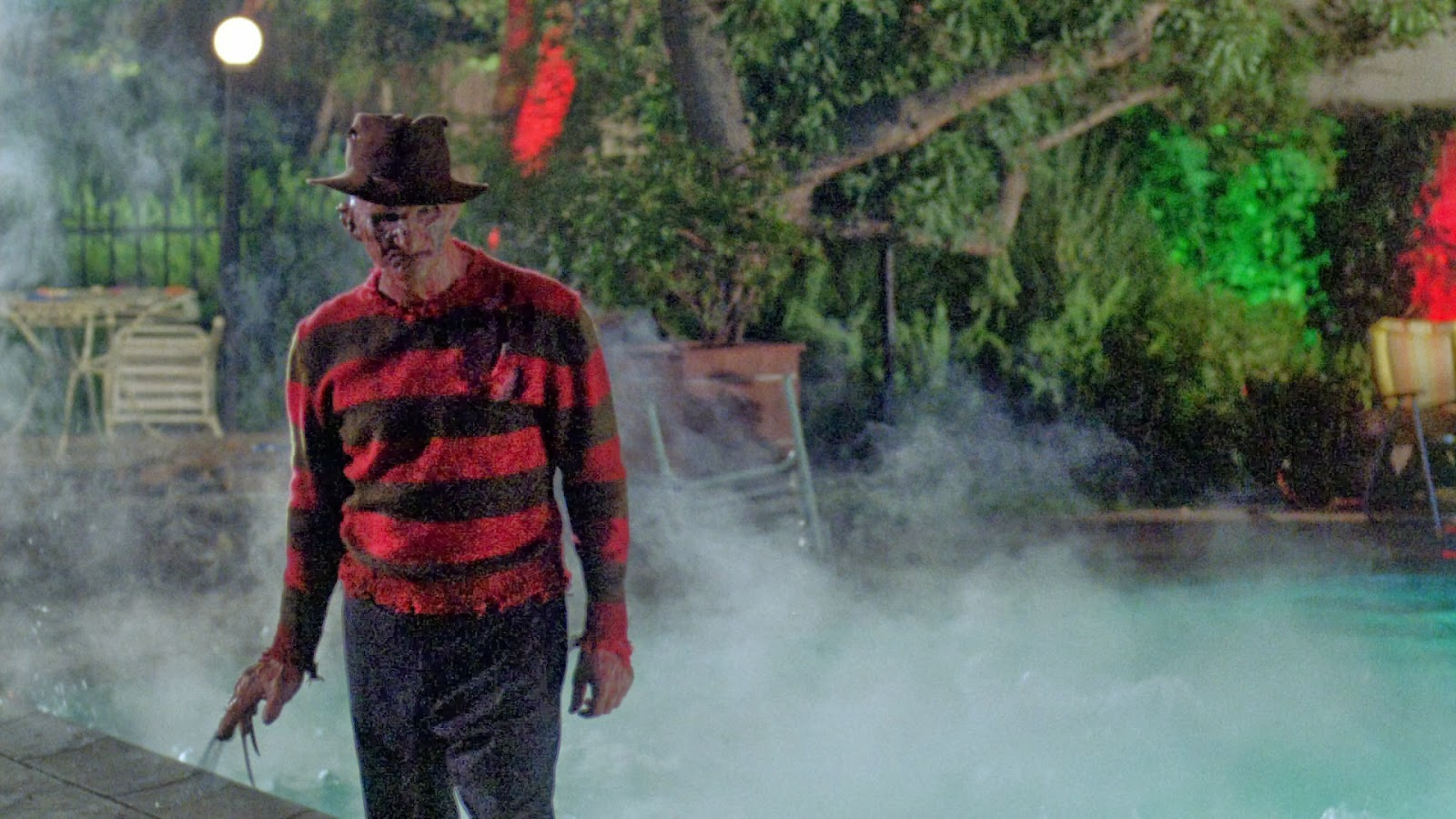 Disc Backup A Nightmare On Elm Street 2 Freddy S