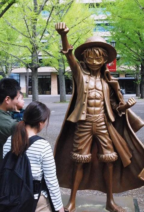 Patung Luffy