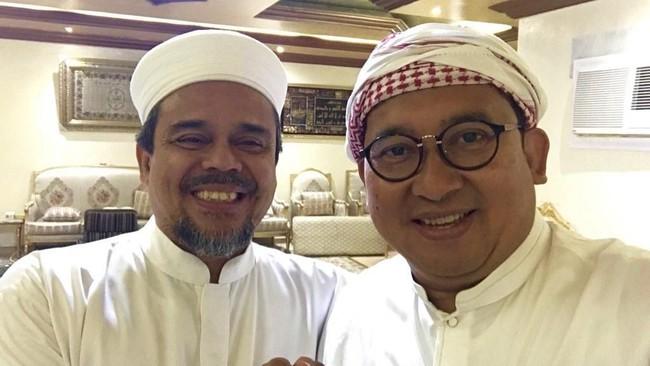 Naik-naik ke Puncak Gunung Ala Fadli Ternyata Ciptaan Habib Rizieq